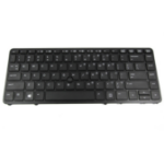 HP 730794-001-RFB Keyboard notebook spare part