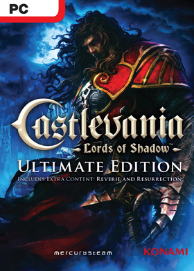 Nexway Castlevania: Lords of Shadow - Ultimate Edition vídeo juego PC Español