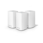 Linksys VLP0103-UK wireless router Dual-band (2.4 GHz / 5 GHz) Gigabit Ethernet White