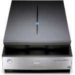 Epson Perfection V850 Flatbed scanner 6400 x 9600DPI A4 Black,Metallic