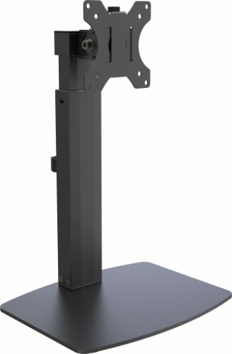 Vision VFM-DSG multimedia cart/stand Multimedia stand Black Flat panel