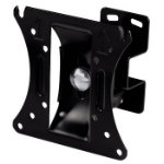 "Hama Motion 26"" Black flat panel wall mount"