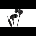 JVC HA-FR201B In-ear Binaural Wired Black