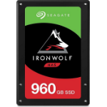 "Seagate IronWolf 110 internal solid state drive 2.5"" 960 GB SATA III 3D TLC"