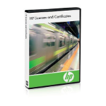 Hewlett Packard Enterprise LUN Configuration Security Manager XP 1TB 2-6TB LTU storage networking software