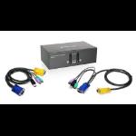 iogear GCS1722 KVM switch Grey