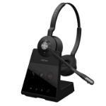 Jabra Engage 65 Stereo Headset Head-band Black