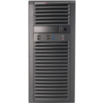 Supermicro SC732D4-500B Midi-Tower Black 500 W