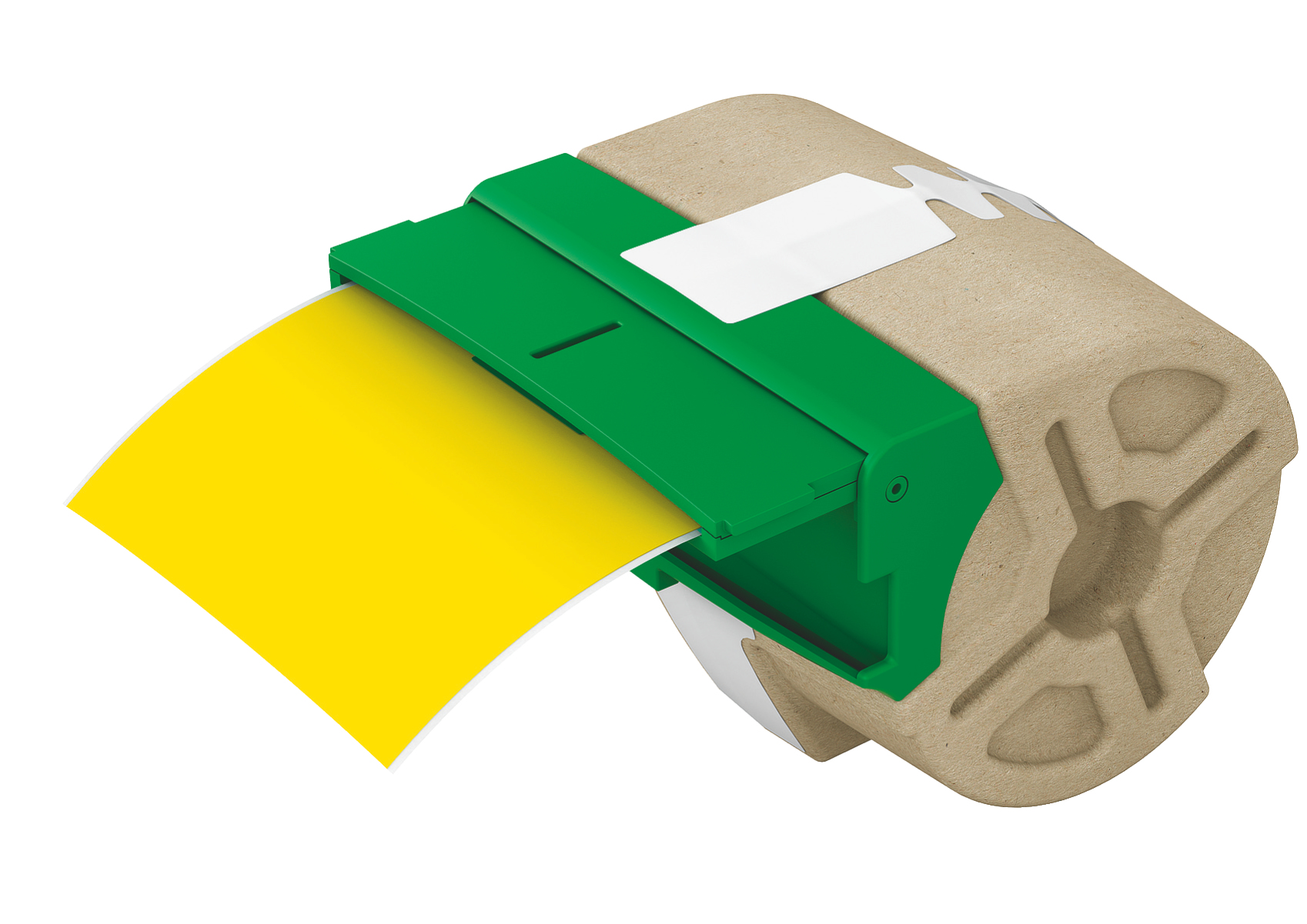 Leitz 70160015 Yellow printer label