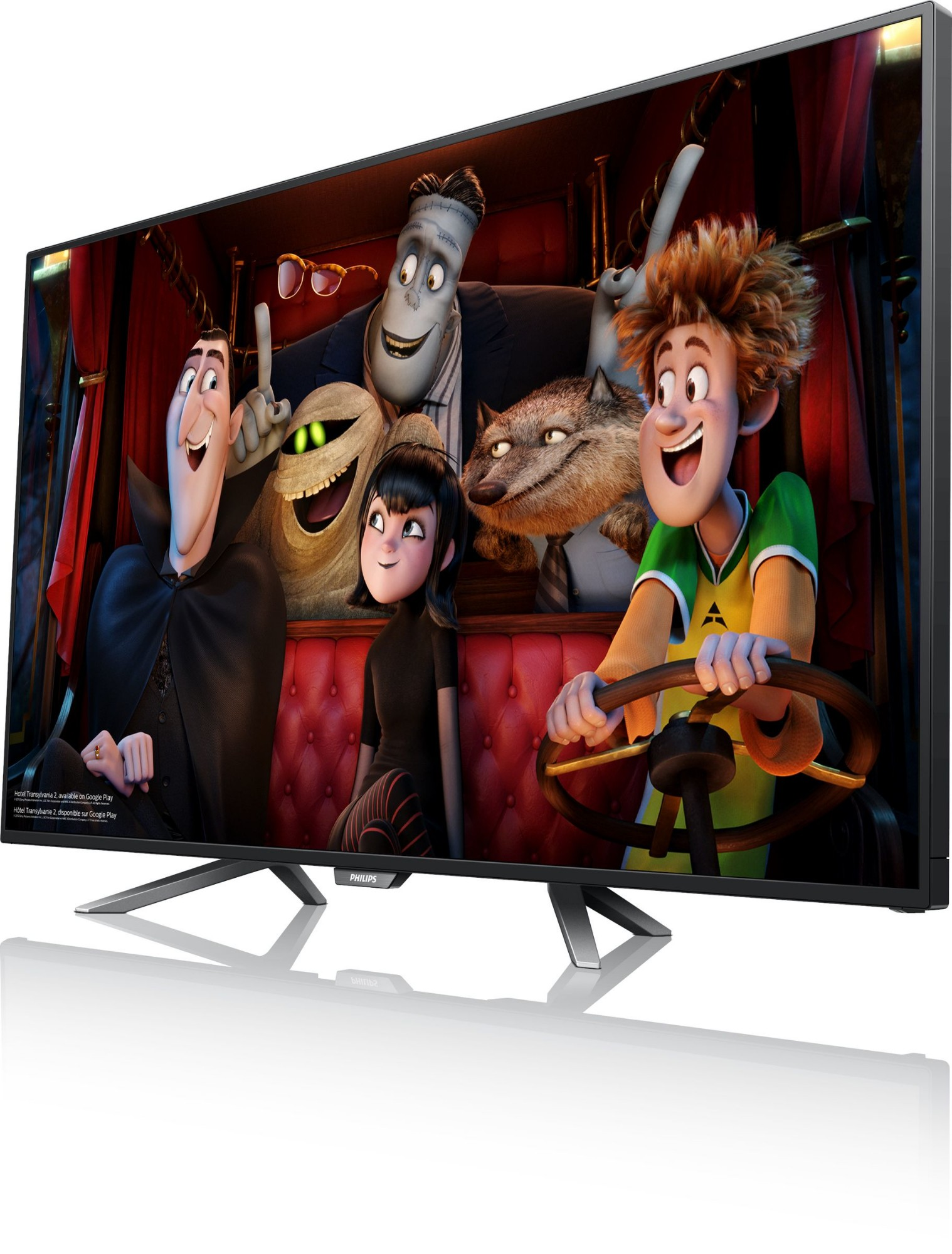 "Pantalla PHILIPS 4K SMARTCAST TV 55"" 55PFL6921/F7 Ultra HD Wifi LED"