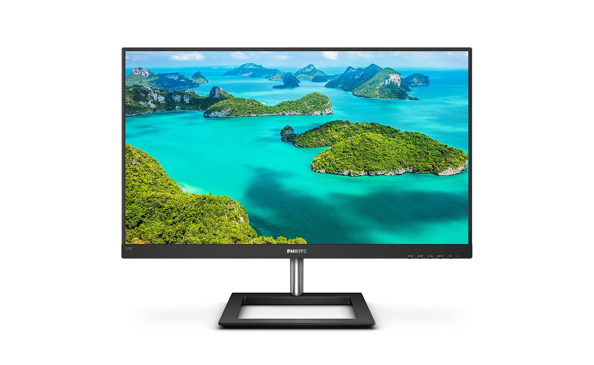 Philips E Line 278E1A computer monitor 68.6 cm (27