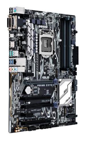 ASUS PRIME Z270-K Intel Z270 LGA 1151 (Socket H4) ATX