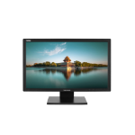 "Lenovo ThinkVision LT2024 20"" HD+ LED Flat Black computer monitor"