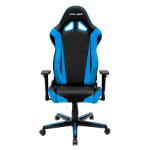 DXRacer Racing Series Gaming Chair - Black/Blue OH/RZ0/NB Padded seat Padded backrest office/computer chair