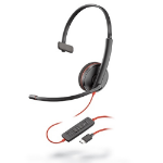 Plantronics Blackwire 3210 Headset Head-band Black