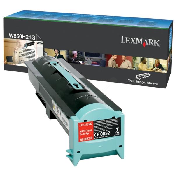 Lexmark W850H21G Toner black, 35K pages @ 5% coverage