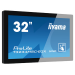 "iiyama ProLite T3234MSC-B3X 31.5"" 1920 x 1080pixels Multi-touch Multi-user Black touch screen monitor"