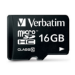 Verbatim 16GB microSDHC 16GB MicroSDHC Class 10 memory card
