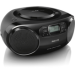 Philips AZB500 Portable CD player Black