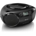 Philips AZB500 Portable CD player Black