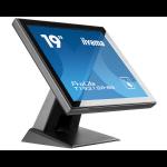 "iiyama ProLite T1931SR-B5 touch screen monitor 48.3 cm (19"") 1280 x 1024 pixels Single-touch Black"