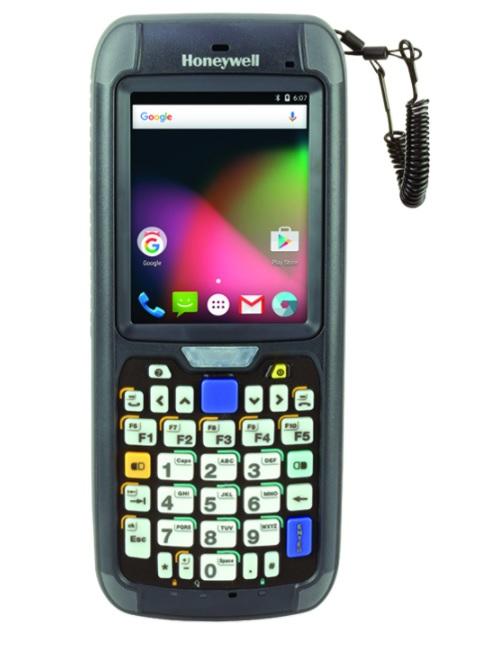 "Honeywell CN75 handheld mobile computer 8.89 cm (3.5"") 480 x 640 pixels Touchscreen 450 g Black"