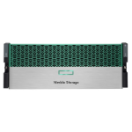 HP HF40 disk array 53.52 TB Rack (4U) Green,Silver