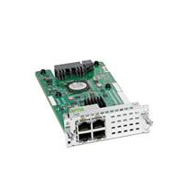 Cisco NIM-ES2-4= network switch module Gigabit Ethernet