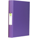 Q-CONNECT KF01474 Polypropylene (PP) Purple ring binder