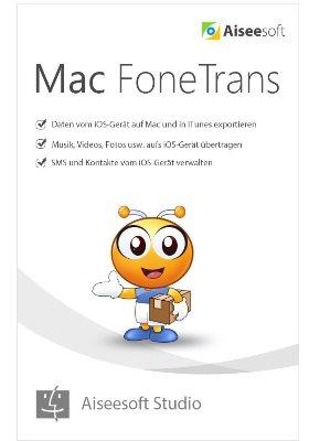Avanquest Aiseesoft Mac FoneTrans 1 Lizenz(en) Elektronischer Software-Download (ESD) Deutsch