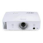 Acer Essential P1525 Desktop projector 4000ANSI lumens DLP 1080p (1920x1080) White data projector