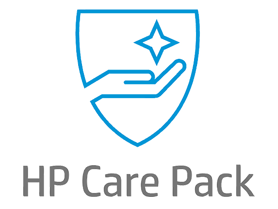 HP UB5X4AAE extensión de la garantía