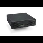Cyber Acoustics CA-1001WB 1.5W Black loudspeaker