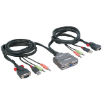 Lindy Compact KVM switch