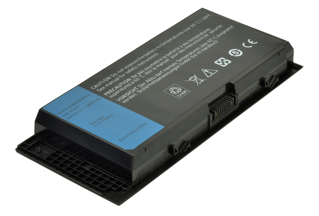 2-Power 10.8v, 9 cell, 84Wh Laptop Battery - replaces 312-1178