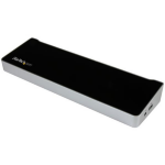 StarTech.com Triple-4K Monitor USB-C Docking Station for Laptops - USB Power Delivery