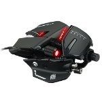 Mad Catz R.A.T. 8+ mouse USB Optical 16000 DPI Right-hand