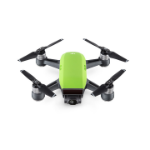 DJI Spark Fly More Combo 4rotors Quadcopter 12MP 1920 x 1080pixels 2970mAh Black, Green camera drone