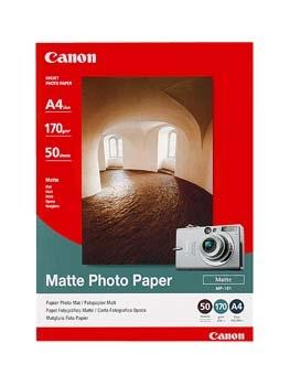 Canon MP-101 (A4, 50 Sheets) photo paper