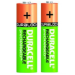Duracell BUN0044A Nickel Metal Hydride 1.2V rechargeable battery