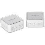 Trendnet EasyMesh Dual-band (2.4 GHz / 5 GHz) Wi-Fi 5 (802.11ac) White 2