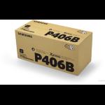 HP CLT-P406B Origineel Zwart 2 stuk(s)