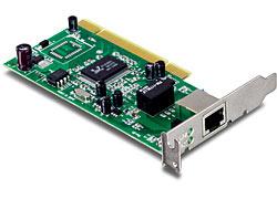 TRENDNET LOW PROFILE GIGABIT PCI-ADAPTER