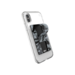 Speck GrabTab Camo Collection Passive holder Mobile phone/Smartphone Camouflage, Grey