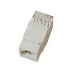 Microconnect KEYSTONE-4 White wire connector