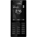"Nokia 216 2.4"" 82.6g Black Feature phone"