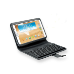 mBeat Galaxy Note 8 Bluetooth Keyboard Folio Case with Free Screen Protector