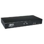 Tripp Lite 2-Port Secure KVM Switch DVI / USB with Audio NIAP-Certified (EAL 2+) KVM switch