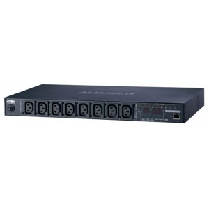 Aten PE8108G power distribution unit (PDU) 1U Black 8 AC outlet(s)