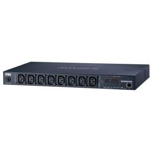 Aten PE8108G power distribution unit (PDU) 1U Black 8 AC outlet(s)